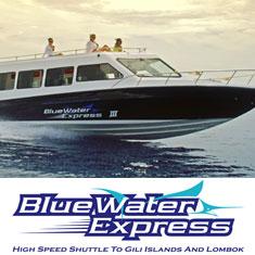バリ島 観光 ツアー BlueWater Express Fast Boat