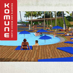 Komene Beach Club