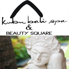 バリ島 観光 ツアー Kubu Bali Spa & BEAUTY SQUARE