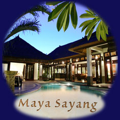 Maya Sayang Private Pool & Villa