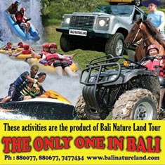 Bali Nature Land Tour