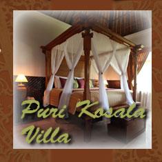 Puri Kosala Villa