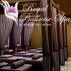 Royal Balinese Spa