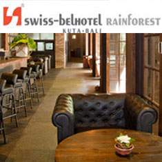 バリ島 観光 ツアー Swiss-Belhotel Rainforest