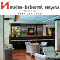 バリ島 観光 ツアー Swiss-Belhotel Segara