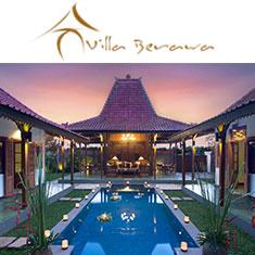 バリ島 観光 ツアー Villa Berawa