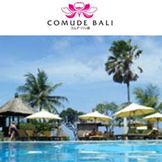 バリ島 観光 ツアー COMUDE BALI