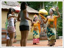 バリの伝統文化の継承